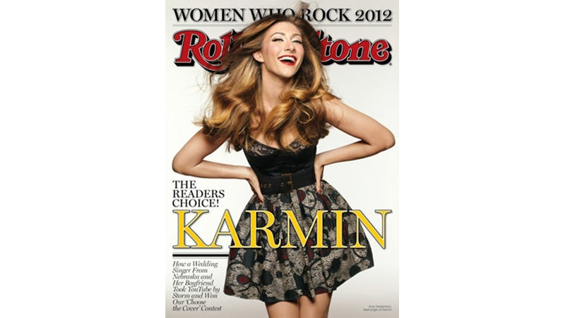 Karmin — a Group That Is 50% Male and Does Not Rock — Wins Rolling Stone's Women Who Rock Contest