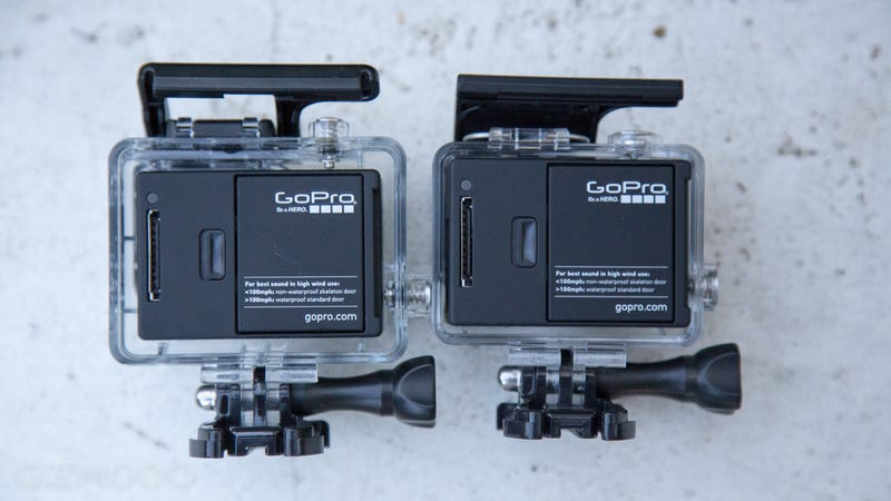 GoPro Hero 3+ Hands On: A Nice Bump, But Not a Huge Jump