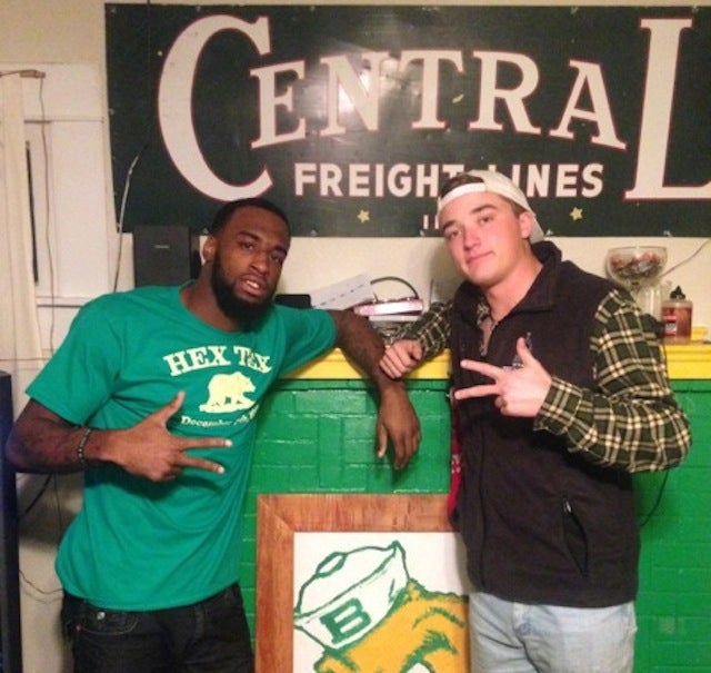 Baylor Players Have Impromptu Bro-Down With Frat Boys At 3 A.M.
