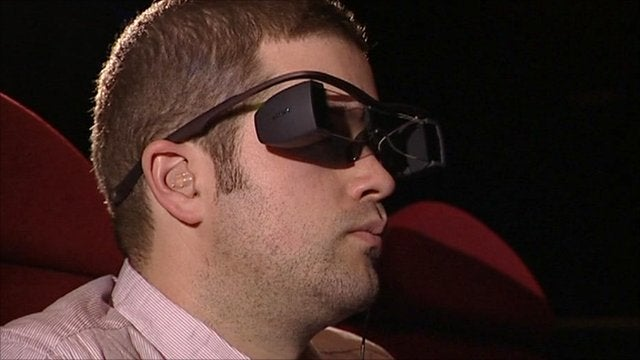 Sony's Subtitle Glasses Mean the Deaf Can Watch Movies in the Theater Too