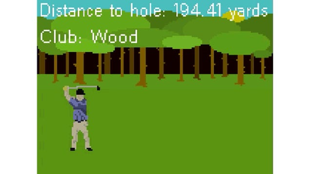 Finally, A Game That Makes You Feel Terrible About Liking Golf