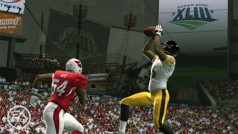 EA Still Partying At The Super Bowl, Despite Layoffs