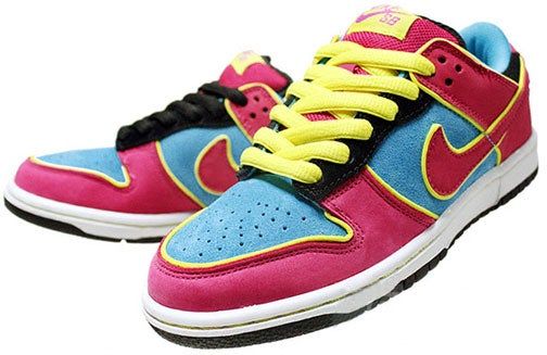 Ms. Pac-Man Gets Her Own Nikes