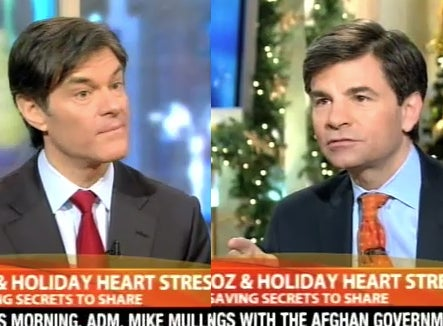 The New GMA and the Hazing of George Stephanopoulos