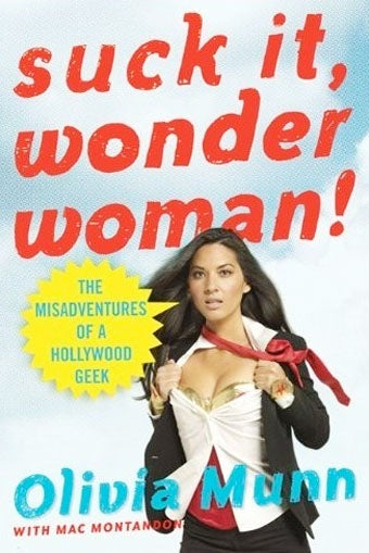 Olivia Munn's Geek Goddess Schtick