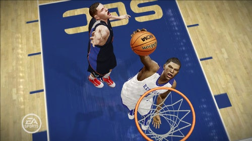 EA Sports 2010 Releases Do Not Include NCAA Basketball