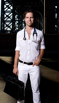 Williamsburg's Hipster Doctor Will Diagnose You Via IM