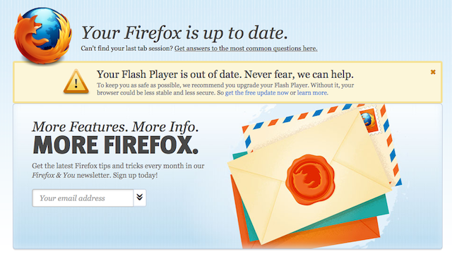 "Disable Firefox's Annoying ""Firefox Updated"" Page with an About:Config Tweak"