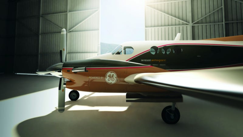 This Remanufactured Plane Aims To Make Aviation Less Expensive