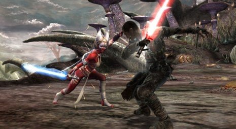 Force Unleashed: Giving Us Something New To Talk, Yell and Scream About