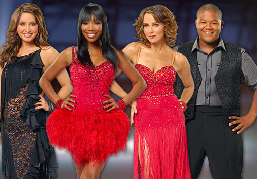 LIVE: Dancing with the Stars, Season 11, Week Nine