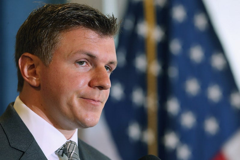 Conservative Investigator James O'Keefe Reveals Shocking, Exclusive Details About His Own Dumb Plan to Take Down George Soros