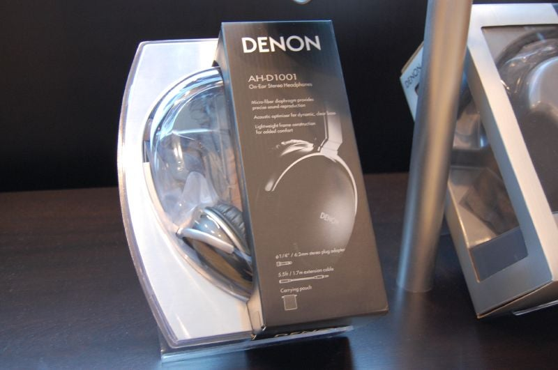 New Denon Headphones Make Mysterious Appearance At Line Show