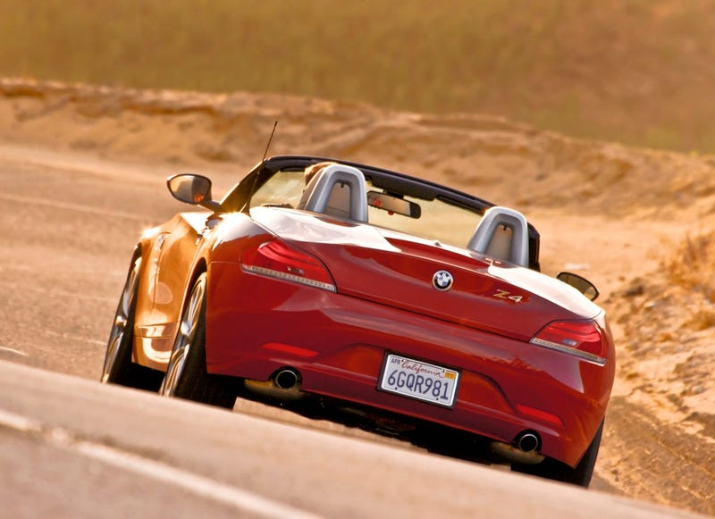 2009 BMW Z4: First Drive