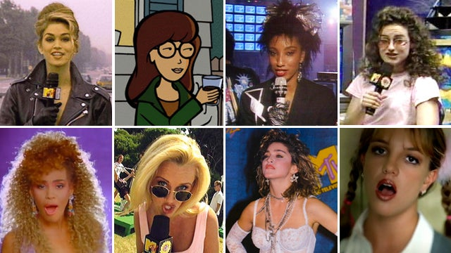 30 Years Of Women On MTV