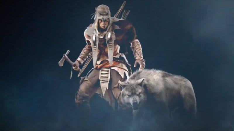 Assassin's Creed III DLC Gives Both Connor and George Washington Alternate Histories