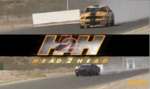 Torque TV Head 2 Head: Super Snake Mustang GT500 Versus NuFormz Challenger SRT8