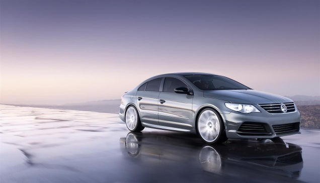 Volkswagen CC Eco Performance Concept Bows At SEMA