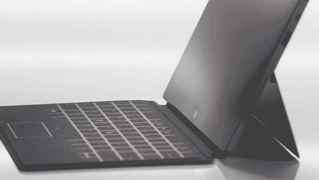 Microsoft Surface Just Made the MacBook Air and the iPad Look Obsolete