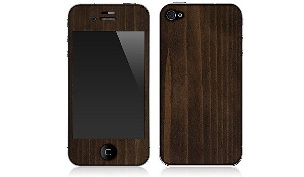 Real Wood Paneling Turns iPhone 4 Into Lusty 70s Electronics
