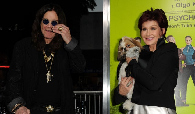 Ozzy Osbourne Says He and Sharon Are Not Divorcing, But He Has Been Doing a Lot of Drugs