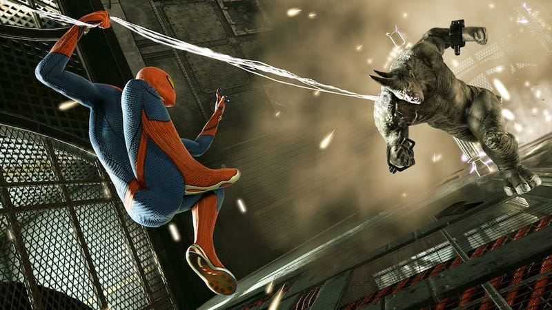 The Amazing Spider-Man: The Kotaku Review