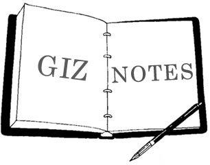 Giznotes: April 5, 2007