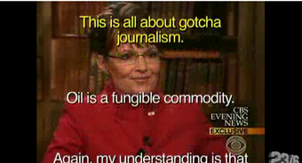 Sarah Palin's Greatest Hits!