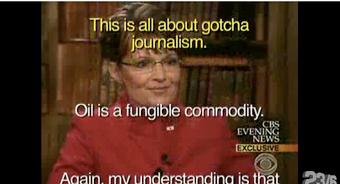Sarah Palin's Greatest Hits!