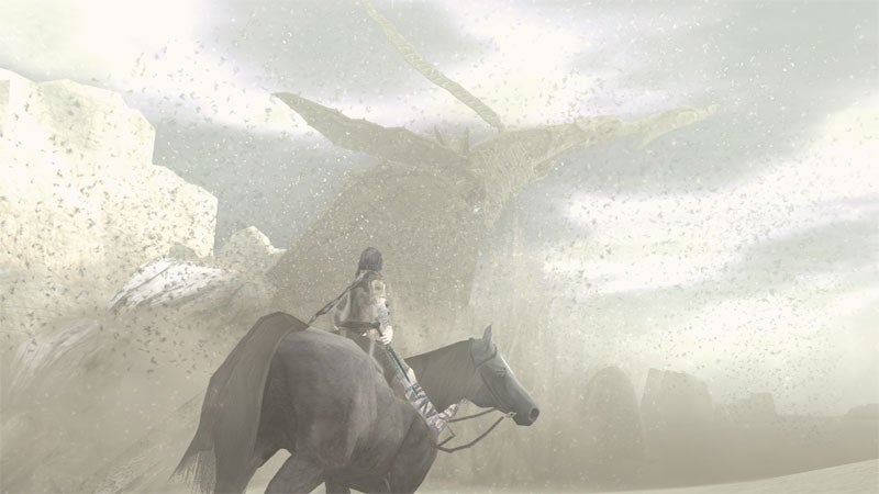 Shadow of the Colossus Movie Makers Want Film To Be More WALL·E, Less Scott Pilgrim