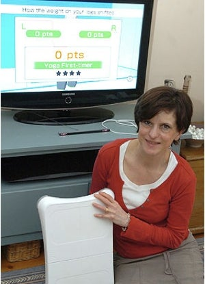 Wii Fit Helped This Woman Do More Than Exercise
