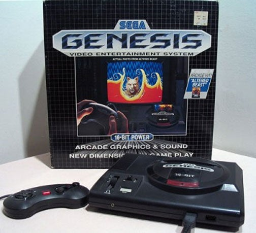 Happy 20th, Sega Genesis!