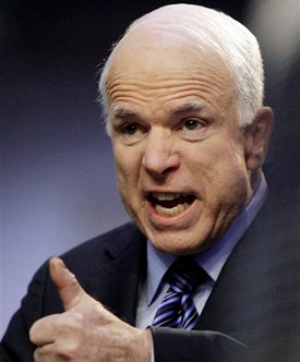 McCain/Palin Give Thumbs Up To Racial Tensions, Thumbs Down To ACORN