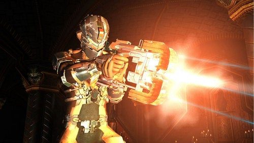 Dead Space 2 Is a Dark Journey Through Hell in Space