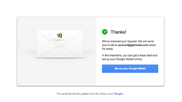 There's a New Google Wallet on the Way