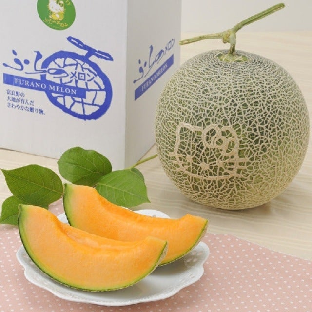 Yep, This Is a Hello Kitty Melon