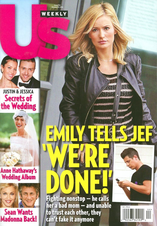 This Week In Tabloids: Timberlake's Getting Hitched on Friday, Jessica Biel Is All 'It's Gonna Be Me'