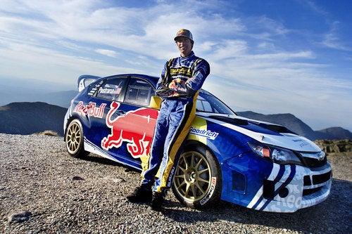 Travis Pastrana: Mt. Washington Record Race