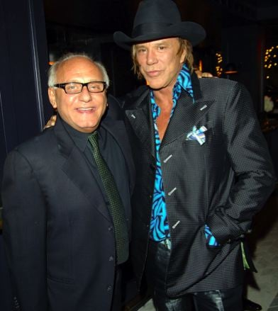 Mickey Rourke's Front Row Of Discontent; People Anoints Its Best-Dressed Celebs