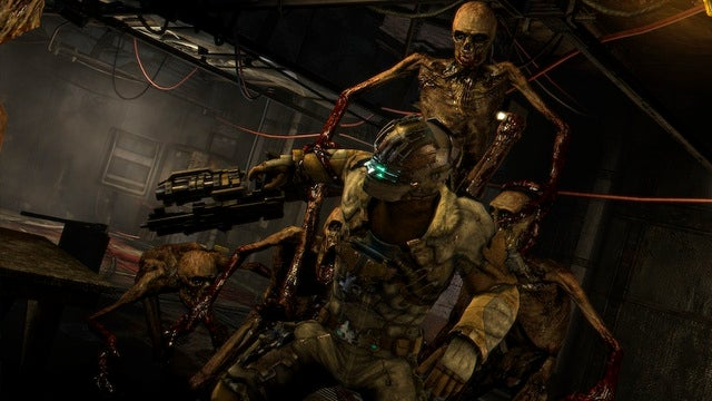 You Can Pay For Weapons In Dead Space 3 Because Of Mobile Gamers, Apparently