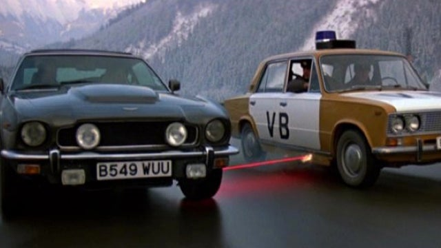 Every Single James Bond Car Ever