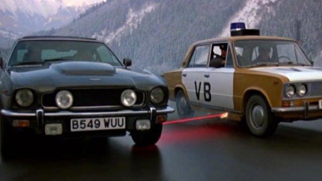 Every Single James Bond Car Ever