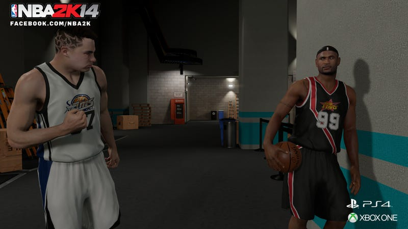 NBA 2K14 Keeps Crashing, but 2K Sports Says It Knows What's Wrong