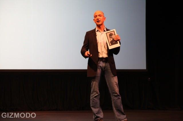 Kindle DX Liveblog Archive
