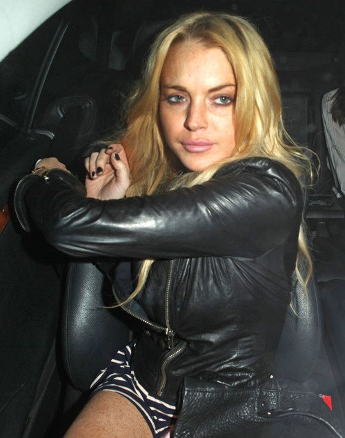 Lindsay Lohan Heads Back to Court for Questions About Drug Use