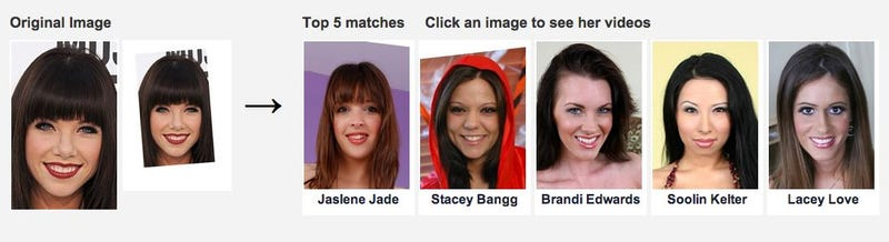 Who's Your Porn Star Doppelganger?