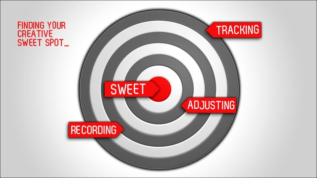 How to Find Your Creative Sweet Spot