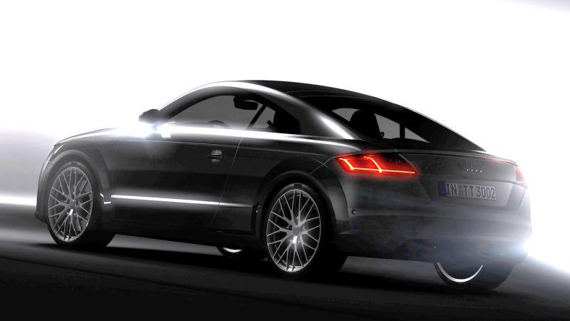 2015 Audi TT: This Is It (Updated)