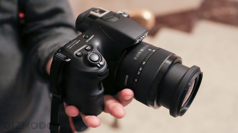 Sony SLT-A58: A Beginner DSLR for a Beginner Budget