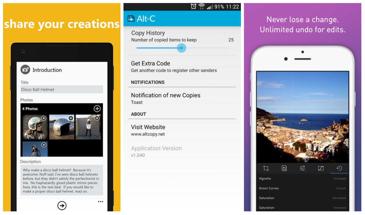 Our Favorite Android Ios And Windows Phone Apps Of The Week